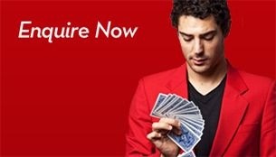 Magician Sydney - Liam Power Sydney Magician - Enquire/Contact